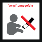 <strong>Do not leave cigarette filters on the playground (risk of poisoning for small children).</strong><br>Cigarette ends in the sand playing areas are a high risk for toddlers. The filter of a cigarette may contain a deadly dose of nicotine for small children. Swallowing a cigarette filter causes a high risk of poisoning for a small child. Therefore cigarettes should not be stubbed out nor dropped in the sand playing area. Please make sure that especially the sand playing areas for toddlers are free from cigarette ends and other garbage. For the good of the children please refrain from smoking in these areas.